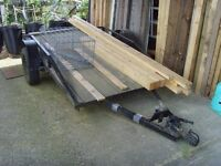 Trailer for sale just £200