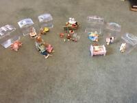 Sylvanian Families - various sets all bits present
