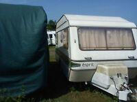 vintage classic caravan rare!!