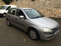 Vauxhall Corsa 1.7 DI Diesel Long Mot Bargain £375