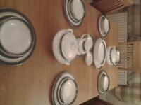 Royal Doulton Sherbrook dinner service
