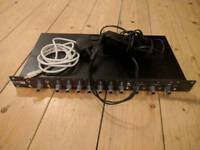 Firewire audio & MIDI interface