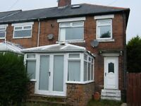 3 BEDROOMED HOUSE TO LET IN LYNEMOUTH NE61 5YQ
