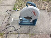 Bosch 110v abrasive chop saw. GC02000