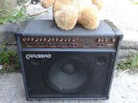 """KEYBOARD AMPLIFIER 150 watts 1 x 5"""" speaker=="""