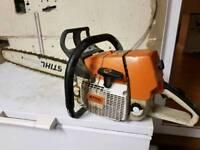 Stihl Chain Saw 460