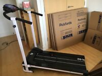 Foldable Mororised Treadmill