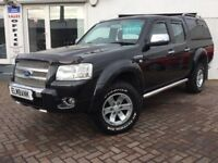 2007 57 Ford Ranger 3.0TDCi auto XLT Thunder Double Cab~LOW MILES~