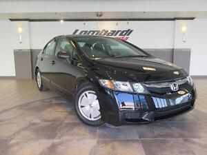 2010 Honda Civic DX-G-AIR-76997KM