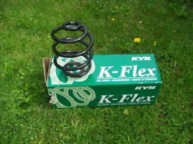 Vauxhall Corsa Rear Coil Spring