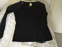 M&S smart top brand new with tags size 16