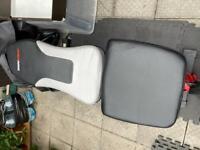 Home gym chair