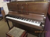 Upright Overstrung Church piano for sale