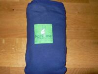 Kari-Me baby and toddler wrap carrier sling Newborn - 3years 15kg