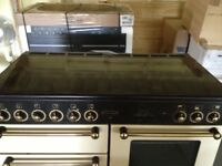 Rangemaster 110 cream oven rangemaster electric