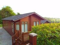 Luxury Holiday Lodge in South Devon 40' x 20'