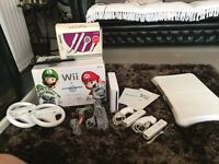 Nintendo wii bundle -22 games-