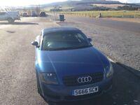Audi TT roadster turbo