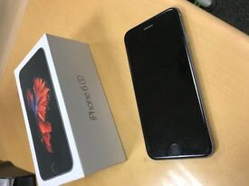 Iphone 6s Black 64GB
