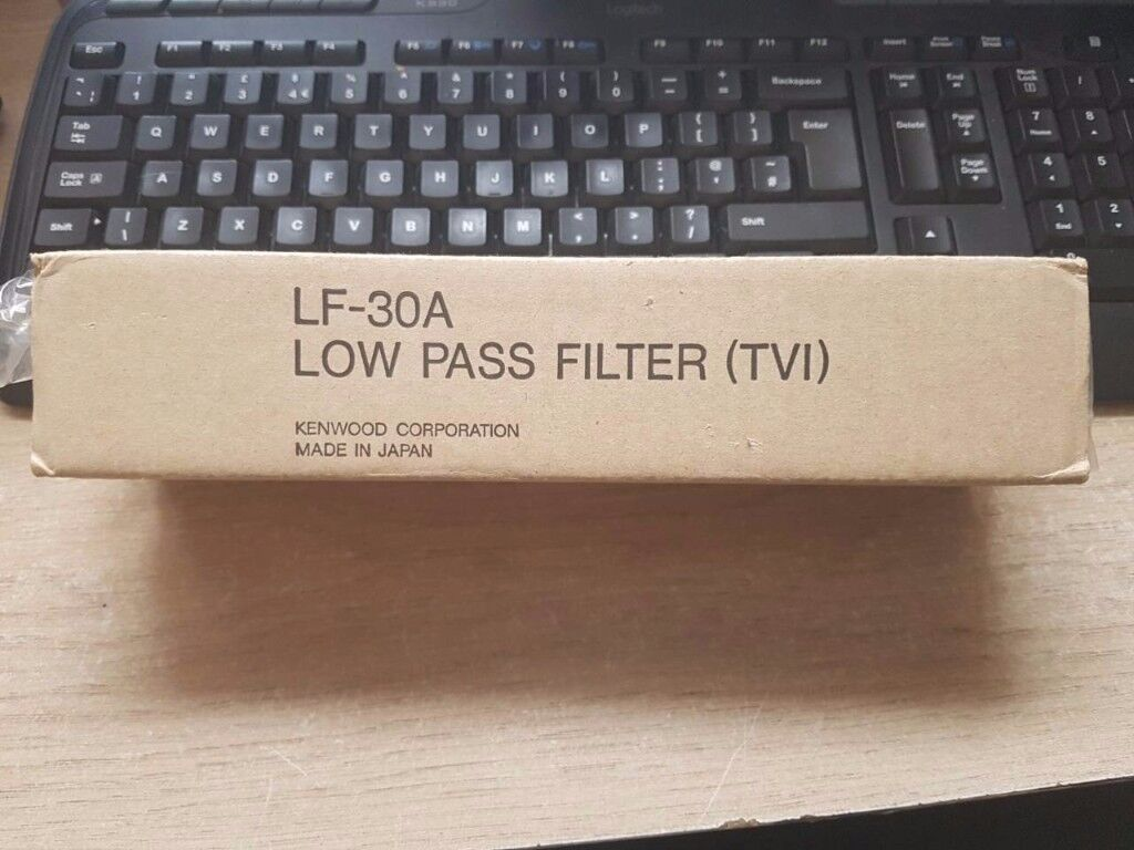 Kenwood LF-30A Low Pass Filter