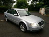 2003 VW PASSAT 1.9 TDI SE MOT JAN 19 £395
