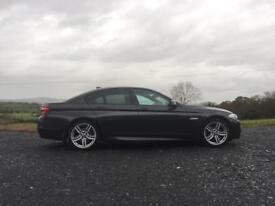 2011 BMW 520D M Sport (Manual)