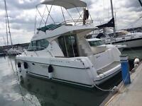 Jeanneau prestige 32 fishing boat cruiser boat