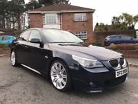 2005 BMW 535D M SPORT AUTO ** FINANCE AVAILABLE WITH NO DEPOSIT NEEDED **