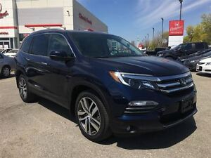 2016 Honda Pilot TOURING | NAV | LEATHER | DVD | A/C SEATS |