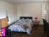 double room, all bills included, fully furnished, spacious, Swiss Cottage Station, local shops