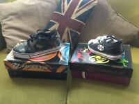 Heelys - Size 13 and 3 - Excellent Condition