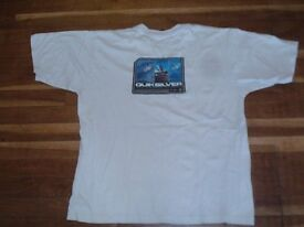 4 CLASSIC SURFING T SHIRTS FROM LATE 80s / EARLY 90s
