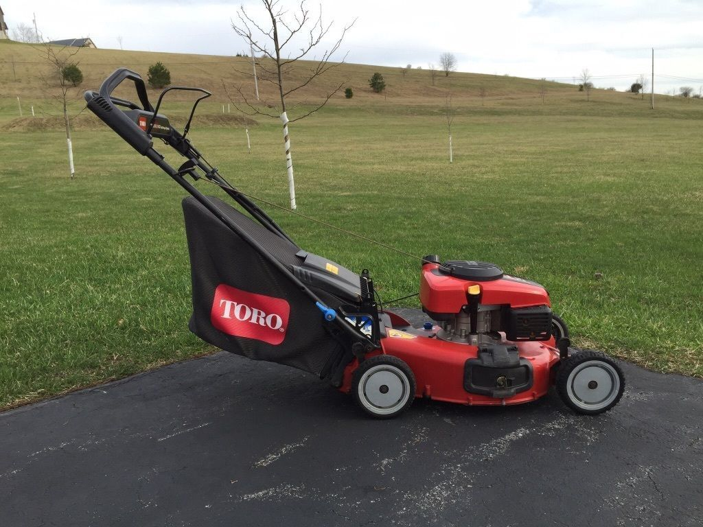 How To Tune Up A Toro Recycler Lawn Mower Ebay