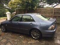 Lexus IS 200 in stunning condition with FSH
