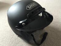 Shoei RJ Platinum-R Metalic Jet Helmet