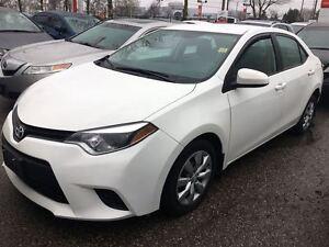 2014 Toyota Corolla LE | REAR CAM | HEATED SEATS | BLUETOOTH |