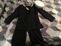Hornpipe dancing outfit & hat £80