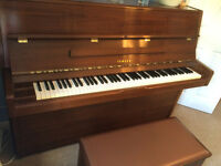 Yamaha Piano - Upright - Excellent Condition