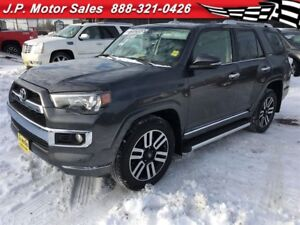 2014 Toyota 4Runner Limited, Auto, Leather, Sunroof, 4x4