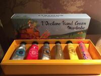 L'occitanr Hand Cream Wardrobe