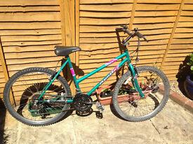 Ladies Apollo Desire Bike 20inch frame
