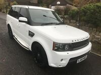 Range Rover Sport Low Miles! Stunning Cheapest In uk like for like Hawke Design like Vogue X5 ML