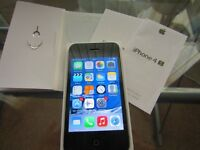 iPhone 4s 32GB Unlocked, Boxed, new Apple Battery with Receipt