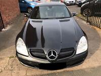 Mercedes-Benz SLK 1.8 SLK200 Kompressor - 2005, 2 Owners, 12 Months MOT, Service History, x2 Keys!