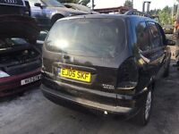 2005 VAUXHALL ZAFIRA BREEZE DTI 16V (MANUAL DIESEL)- FOR PARTS ONLY