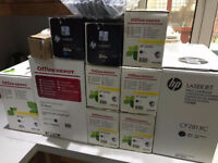 HP Printer Toner Cartridge Ink
