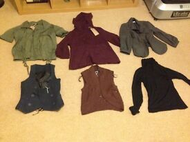 Large selection of size 6-10 women's cloths