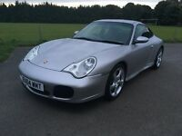 Porsche Carerra 4 S