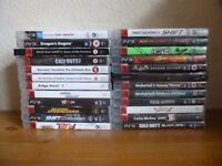 PS3 Games - £5 Each