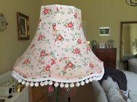 Lovely, gigantic Cath Kidston lampshade